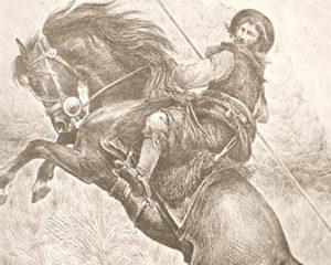 Los lanceros villanovenses y su desempeño en las milicias provinciales