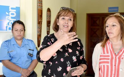 El Polo debutó con entre cuatro y cinco mujeres por día en búsqueda de ayuda