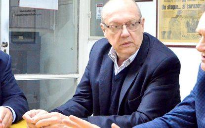 """Valinotto: """"Yo también soy candidato"""""""