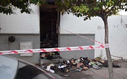 Hubo tres incendios en Villa María y siniestros similares en la región