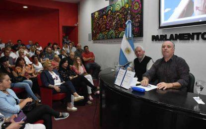 """Villa María hacia la """"común humanidad"""""""