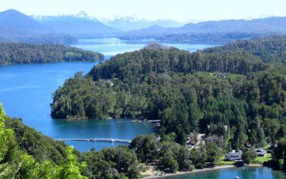 Paraíso de lagos y arrayanes