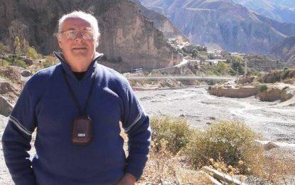 """Carlos Morano o la literatura """"tierra adentro"""""""