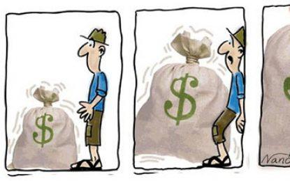 Paremos la deuda externa