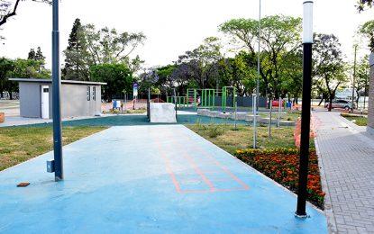 El viernes se inaugura la remodelación del Polideportivo