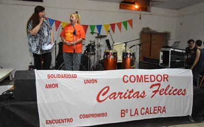 Nuevo festival de Caritas Felices