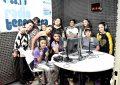 Chicos del Vagón Cultural comenzaron su programa radial en la Tecnoteca