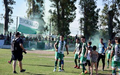 El triunfo de Rivadavia en imágenes