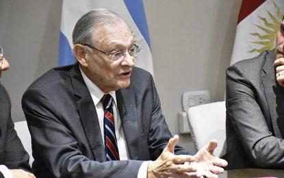 El cónsul de Israel mostró especial interés en Villa María y firmó acuerdo