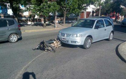 Un jueves plagado de accidentes con un saldo de doce lesionados