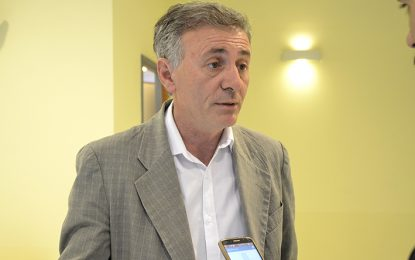 Zazzetti se reunirá por primera vez con jubilados locales en PAMI