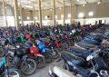 El Gobierno buscará que en 2018 se destruyan las motos retenidas