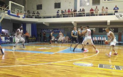 Ameghino venció a Deportivo Norte