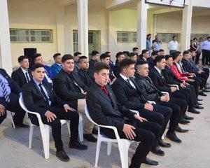 Más de 60 egresados recibieron diplomas