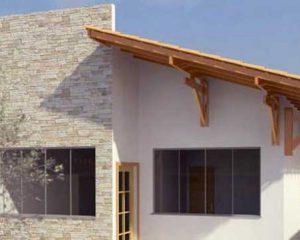 La construcción de una casa con bajo presupuesto