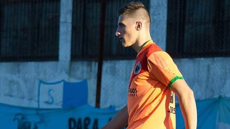 Conmoción por la muerte de un jugador de 22 años — La Plata