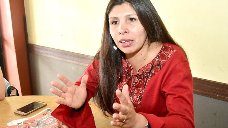 """Soledad Díaz: """"Somos una lista sin sorpresas"""" - El Diario del centro del  país"""