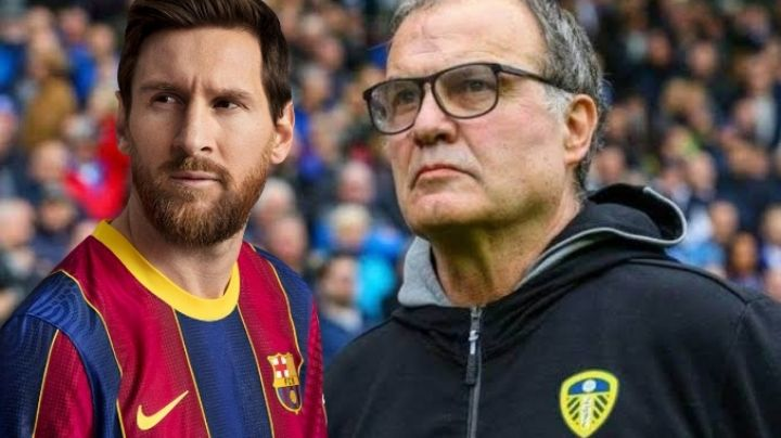 "Messi y Bielsa fueron nominados al premio ""The Best"""
