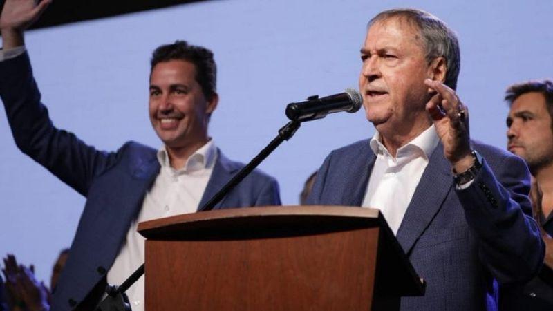 Schiaretti delegó el poder en Manuel Calvo hasta su recuperación