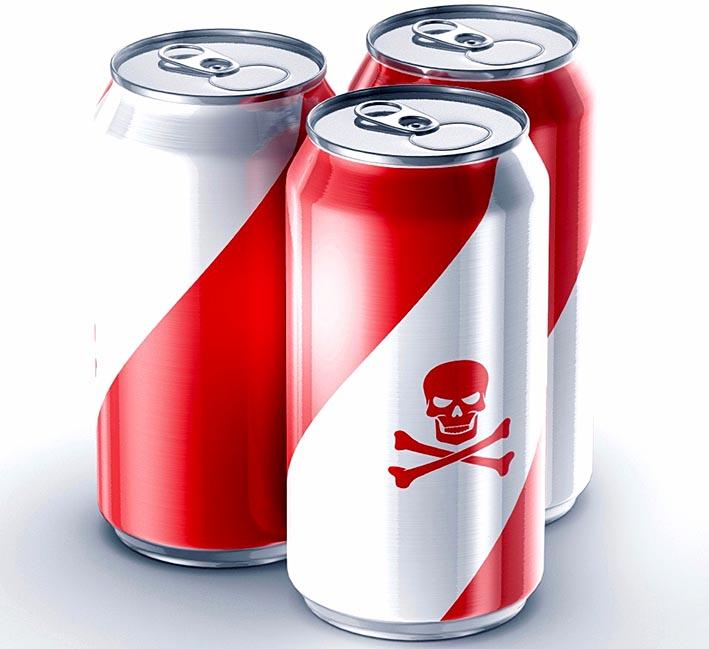 El azucar en las bebidas alcoholicas